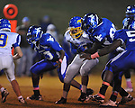 Water Valley vs. Mantachie in high school football action in Water Valley, Miss. on Friday, October 26, 2012.
