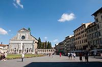 Basilica di Santa Maria Novella in Piazza di Santa Maria Novella near Bottega di Corte, Florence