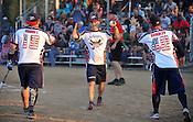 Wounded Warrior Softball Team