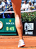 15.05.2017; Rome, Italy: MARIA SHARAPOVA<br />