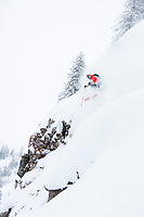 Skier: Tom Runcie<br />
