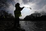 Cilfynydd River Litter Pick