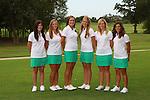 8/31/12 North Texas Women's Golf Media Day