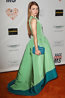 CENTURY CITY, CA, USA - MAY 02: Holland Roden at the 21st Annual Race To Erase MS Gala held at the Hyatt Regency Century Plaza on May 2, 2014 in Century City, California, United States. (Photo by Celebrity Monitor)