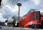 Space Needle and Experience Music Project
