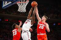Syracuse vs St. John's, December 15, 2015