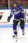 Kevin Ryan (Niagara - 2) - The visiting Niagara University Purple Eagles defeated the Northeastern University Huskies 4-1 on Friday, November 5, 2010, at Matthews Arena in Boston, Massachusetts.