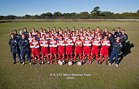 USMNT U-17 Team Photo December 15 2010