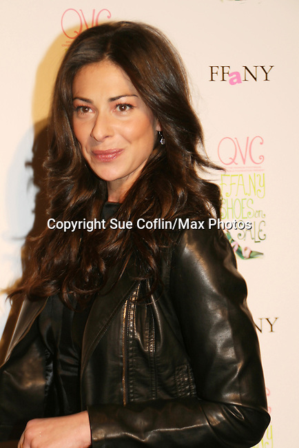 "What Not To Wear's Stacy London at the 15th Annual QVC presents ""FFANY Shoes on Sale"" which benefits Breast Cancer Research on October 15, 2008 at the Waldorf Astoria, New York City, New York. (Photo by Sue Coflin/Max Photos)"