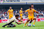 Mexican soccer league Pumas Vs Tigres