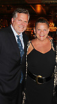 Guiding Light's Kim Zimmer and Robert Newman headline Barn Theatre - A Celebration at Feinsteins/54 Below, New York City, New York on April 28. 2017. Barn Theatre is located in Augusta, Michigan.  (Photo by Sue Coflin/Max Photos)