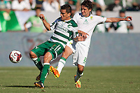 Santos Laguna FC vs Leon FC, July 8, 2012