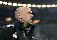 Fussball 2. Bundesliga:  Saison   2012/2013,    14. Spieltag  TSV 1860 Muenchen - 1. FC Koeln  16.11.2012 Trainer Holger Stanislawski (1. FC Koeln)