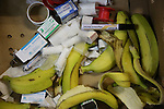 Bananas and bandages in the locker rooms<br />