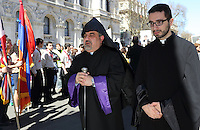 98th Anniversary Armenian Genocide 20/04/2013