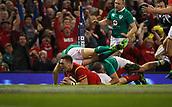 2017 6 Nations International Rugby Wales v Ireland Mar 10th