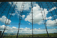 Ronald Reagan Presidential Library and Museum  Air Force One Window  Simi Valley California