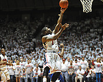 "Ole Miss' Martavious Newby (1) vs. Kentucky at the C.M. ""Tad"" Smith Coliseum on Tuesday, January 29, 2013."