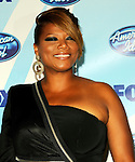 Queen Latifah  at the 2009 American Idol Finale at the Nokia Theatre in Los Angeles, May 20th 2009..Photo by Chris Walter/Photofeatures