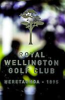 161026 Golf - Cobra Puma New Zealand Amateur Championship
