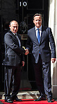JUN 16 Cameron meets Putin @ Downing Street
