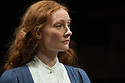 London, UK. 21.11.2013.  LIZZIE SIDDAL, a new play by Jeremy Green, opens at the Arcola Theatre. Picture shows: Emma West (Lizzie Siddal). Photograph © Jane Hobson.