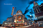 A primary photo AMC Theatres commissioned me to capture for marketing uses of the newly-minted AMC Mainstreet Theatre