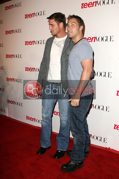 Reichen Lehmkuhl and Lance Bass<br />at the Teen Vogue Young Hollywood Party. Sunset Tower, Hollywood, CA. 09-20-06<br />Jason Kirk/DailyCeleb.com 818-249-4998