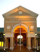 Phillips Place Retail (Southpark Charlotte NC)