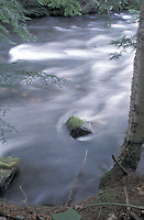 Time Exposure, Kennesis River, Haliburton Highlands, Ontario, Canada
