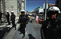 Anit-war Protest. San Francisco, California, USA<br />