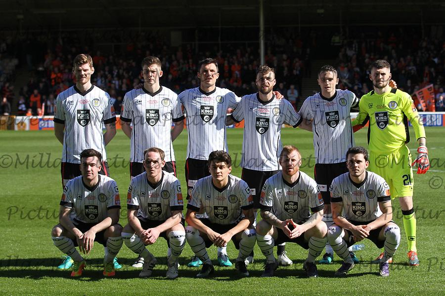 Dundee United v St Mirren IRN-BRU Cup Final 250317