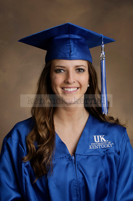 Costanzo, Danielle photographed during the Feb/Mar, 2013, Grad Salute in Lexington, Ky.