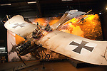 New Zealand, South Island, Marlborough, exhibitis at Omaka Aviation Heritage Centre, celebrating WWI aerial combat. Photo copyright Lee Foster. Photo #126488