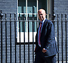 Cabinet Meeting arrivals in Downing Street London Great Britain<br /> 12th May 2015 <br /> <br /> Arrivals of the new government ministers at the first cabinet of the new Conservative government. <br /> <br /> Chris Grayling <br /> <br /> <br /> Photograph by Elliott Franks <br /> Image licensed to Elliott Franks Photography Services