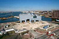 1994 February 28..Redevelopment.Downtown West (A-1-6)..NAUTICUS.CONSTRUCTION PROGRESS.FROM GOODMAN SEGAR HOGAN BALCONY....NEG#.NRHA#..