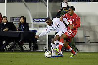 2012 CONCACAF Men's Olympic Qualifying tournament. U.S. Under-23 Mens National Team vs  Canada. March 24 at LP Field in Nashville, Tenn.