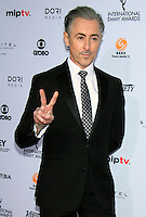 NEW YORK, NY November 21:Alan Cumming  at 2016 International Emmy Awards  at the New York Hilton in New York City.November 21, 2016. Credit:RW/MediaPunch