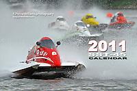 2011 SST-45 Calendar