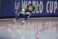 SPEED SKATING: STAVANGER: Sørmarka Arena, 31-01-2016, ISU World Cup, 1000m Men Division A, Pim Schipper (NED), ©photo Martin de Jong