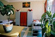 July, 1980, Aubagne, France. Nursing home for retired legionnaires.
