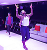 Fury <br /> by Phoebe Eclair-Powell<br /> at Soho Theatre, London, Great Britain <br /> 7th July 2016 <br /> press photocall <br /> <br /> Naana Agyei-Ampadu<br /> <br /> Anita-Joy Uwajeh <br /> <br /> <br /> Photograph by Elliott Franks <br /> Image licensed to Elliott Franks Photography Services
