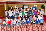 Killarney Rugby club kids enjoying their Christmas party in the Killarney Avenue Hotel on Sunday