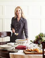 Cookbook author: Rebecca Lang