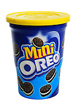 Tub of Mini Oreo Cookies