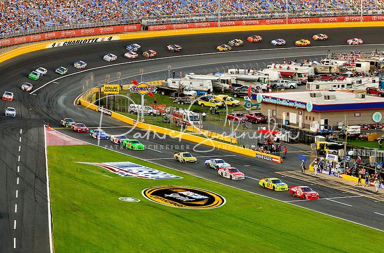 Photos From The 2012 Coca Cola 600 Nascar Sprint Cup Race
