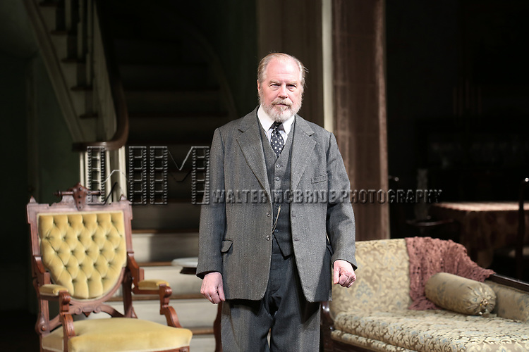 Michael McKean during the Broadway Opening Night Curtain Call bows for 'The Little Foxes' at Samuel J. Friedman Theatre on April 19, 2017 in New York City.