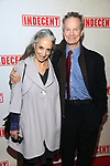 Bill Irwin and wife attends the Broadway Opening Night Performance of  'Indecent' at The Cort Theatre on April 18, 2017 in New York City.