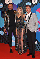 Gary, Chloe, Nathan (Geordie Shore)<br /> 2016 MTV EMAs in Ahoy Arena, Rotterdam, The Netherlands on November 06, 2016.<br /> CAP/PL<br /> &copy;Phil Loftus/Capital Pictures /MediaPunch ***NORTH AND SOUTH AMERICAS ONLY***