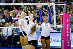 UCLA vs UW Volleyball 10/3/14